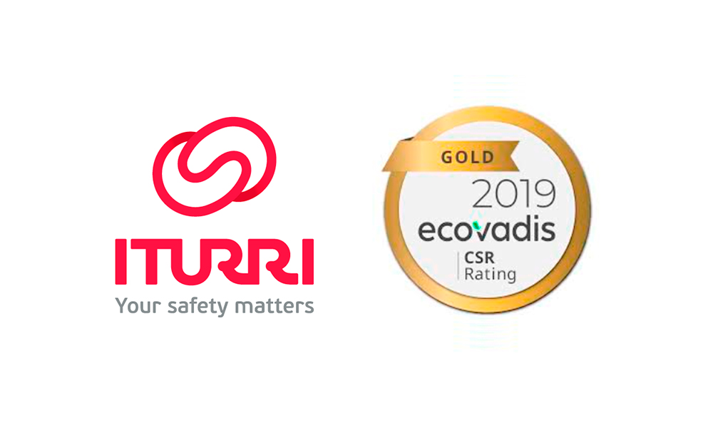 EcoVadis premia a ITURRI con la Medalla de Oro en Responsabilidad Social Corporativa