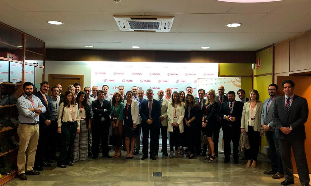 ITURRI acoge en sus instalaciones de Sevilla la IX Asamblea General de AMINER