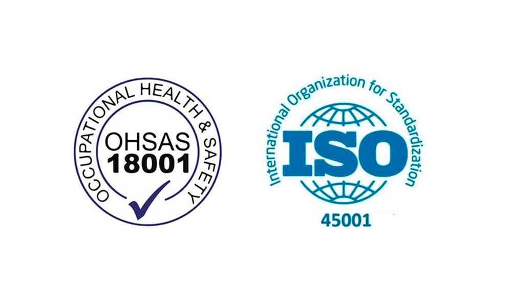 ITURRI logra la Certificación de Seguridad y Salud en el Trabajo ISO 45001, sustituta de la OHSAS 18001