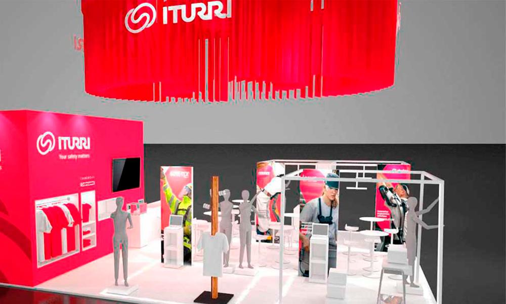 ITURRI presenta en A+A 2019 Kingsmann y Coolwork, nuevas marcas de vestuario de protección y uniformidad laboral