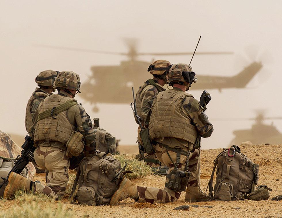 ITURRI Defensa Militar