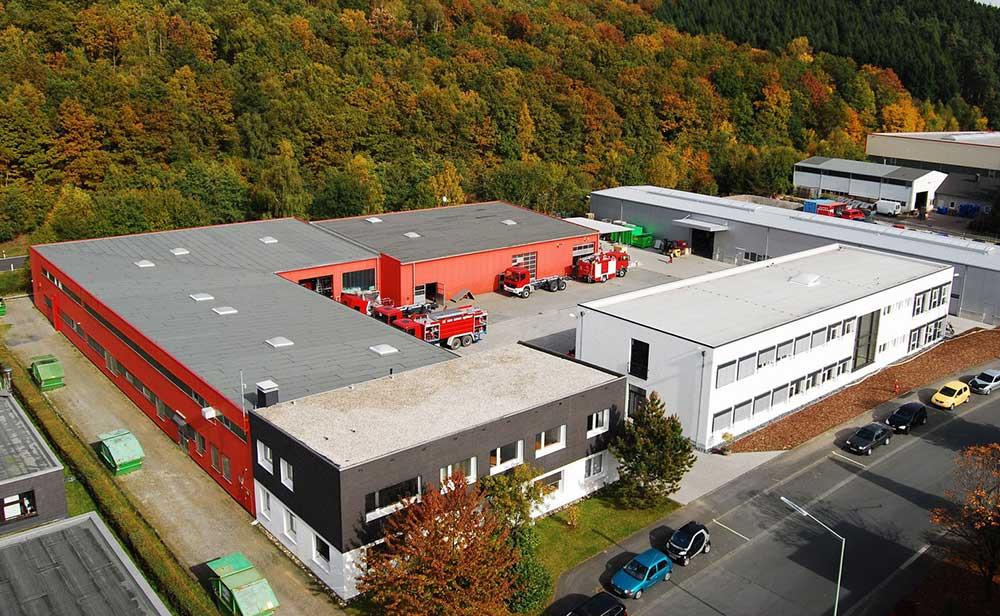 Fábrica de vehículos ITURRI Wilnsdorf
