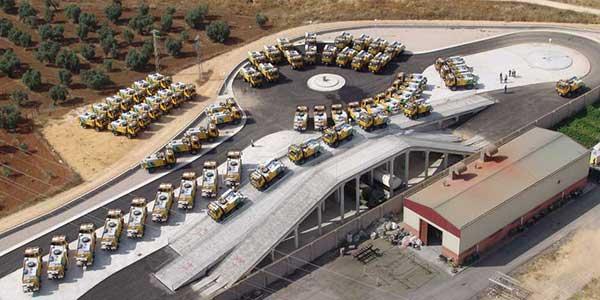 Fábrica de vehículos ITURRI Utrera