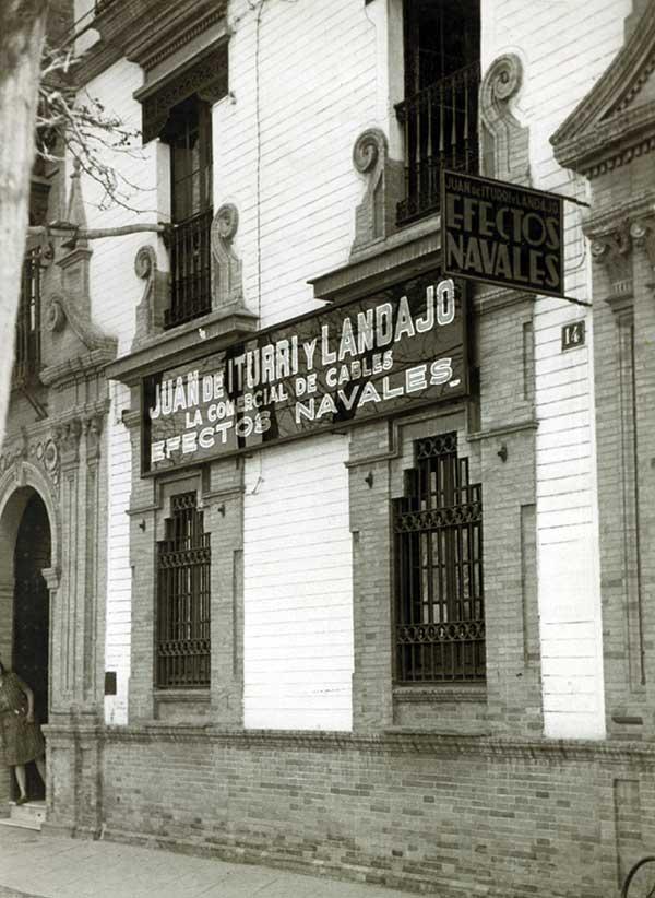ITURRI Historia