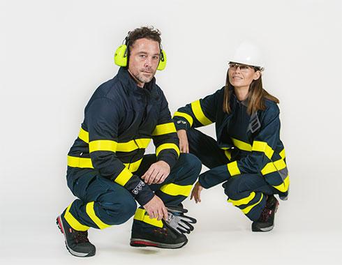 ITURRI Vestuario Protección