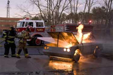 SImulacro incendio plantas industriales