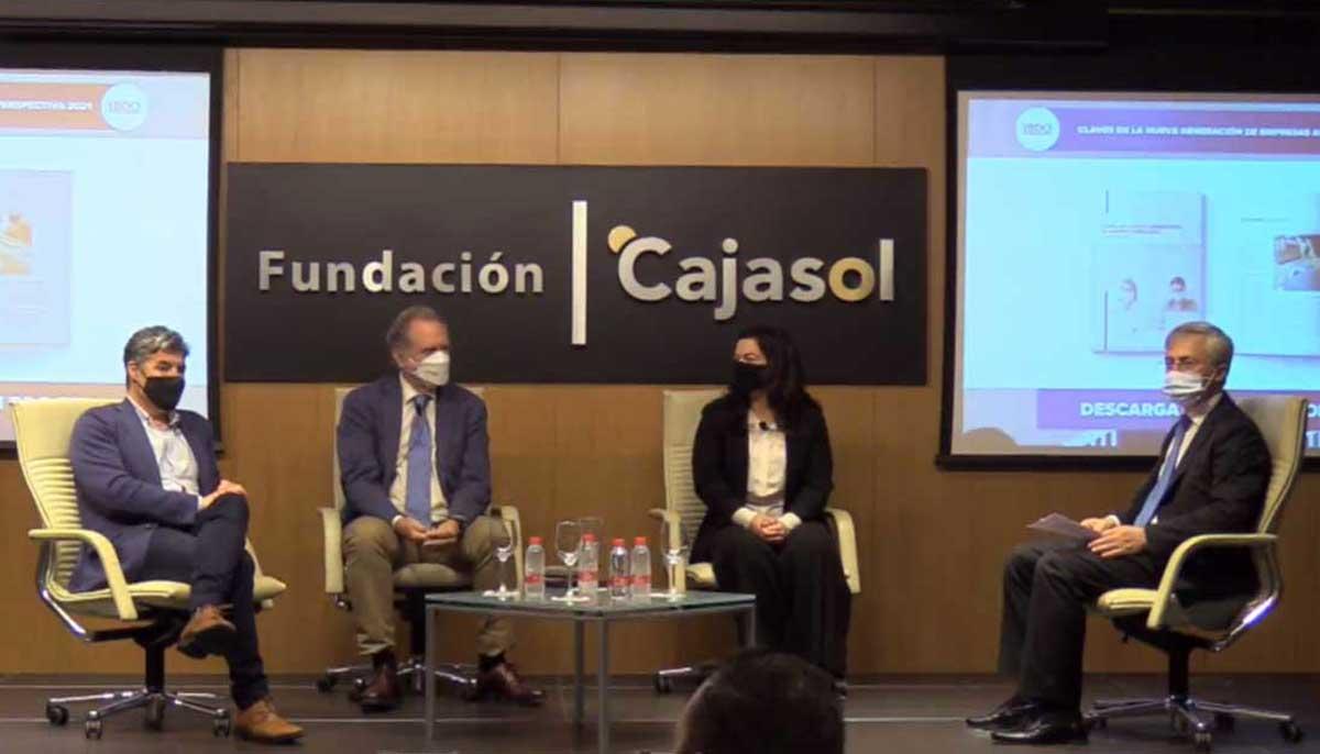 """ITURRI participa en la presentación del informe """"Claves de la nueva generación de empresas andaluzas"""""""
