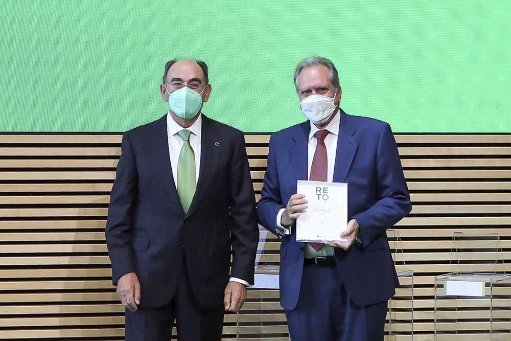 Iberdrola reconoce a ITURRI por el compromiso demostrado durante la pandemia (VÍDEO)