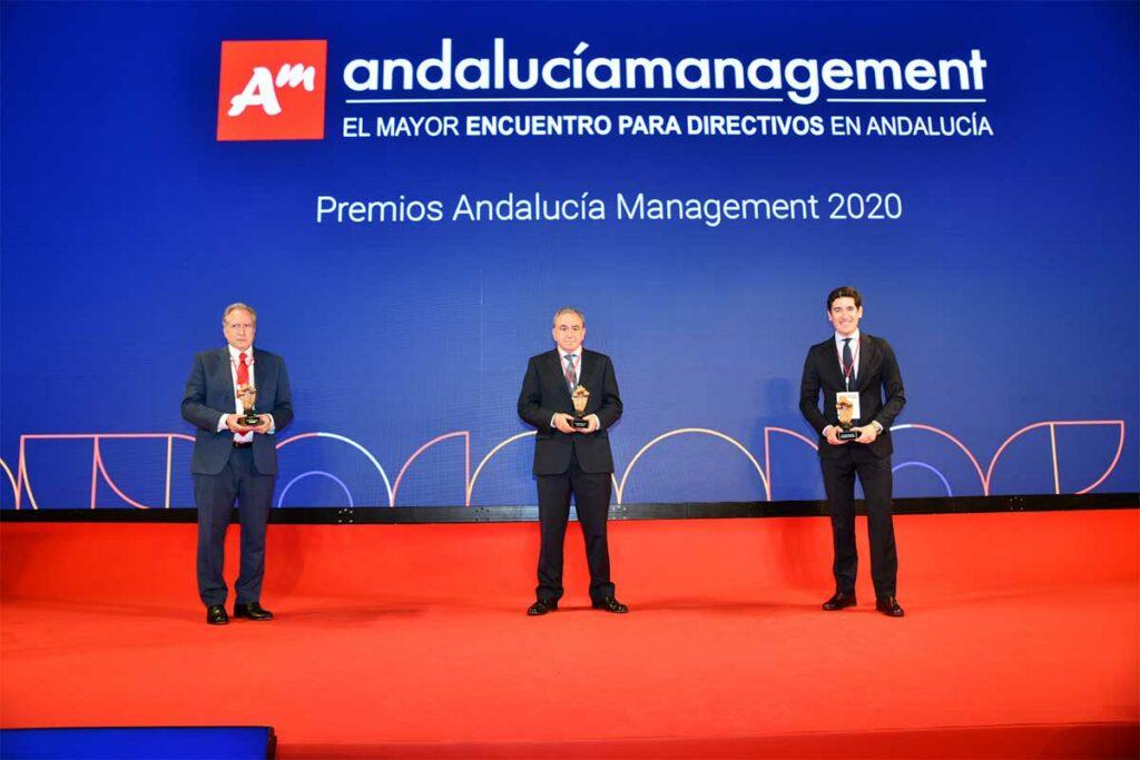 ITURRI Premio Andalucía Management 2020